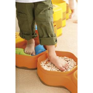 ścieżka sensoryczna dziecko