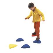 kamienie sensoryczne zabawa
