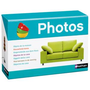 karty obrazkowe - przedmioty domowe opakowanie