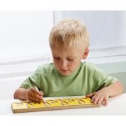Piste graphique_les boucles_ avec enfant en situation