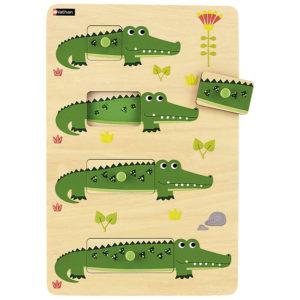 puzzle - Krokodyle