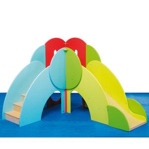 plac zabaw - wielkie actibaby