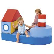 łódź Babymousse - zabawa