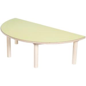 Stół półokrągły - Clorofile
