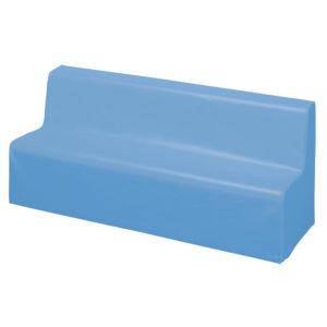 kanapa - niebieska