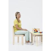 krzesło dla dorosłych - Clorofile - w przedszkolu