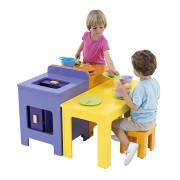 stół prostokątny Vitamine - zabawa