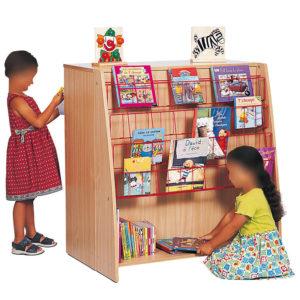 Duża biblioteczka MobiNathan - Buk - w przedszkolu