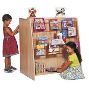 Duża biblioteczka MobiNathan - w przedszkolu