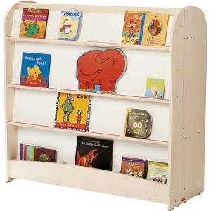 Maxi biblioteczka MobiNathan - Brzoza - regał na ksiązki
