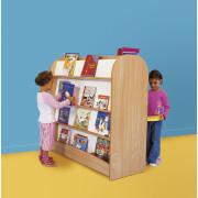 Maxi biblioteczka MobiNathan, kolor buk - w przedszkolu
