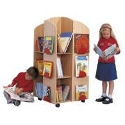 Wieża na książki - Buk - w przedszkolu