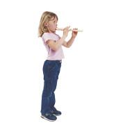 flet prosty - zabawa