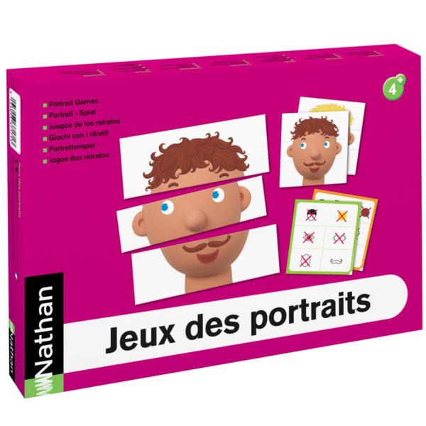 gra portret pamięciowy - opakowanie