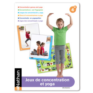 gry koncentracja i joga