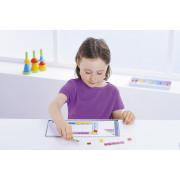 kolorowe długości - zabawa