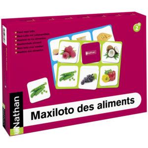 maxiloto - żywność - opakowanie