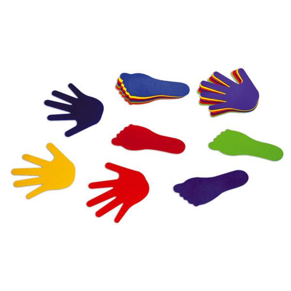tropy - stopy i ręce