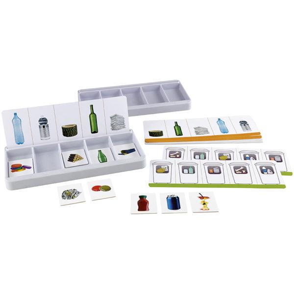 warsztat sortowania - materiały
