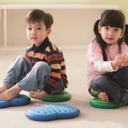 Chmurki sensoryczne - ćwiczenie
