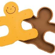 ciasteczka ''cookieman'' - pokrywa + pudełko