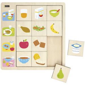 puzzle obserwacyjne - posiłki