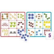 4,5,6 liczę - plansze i karty