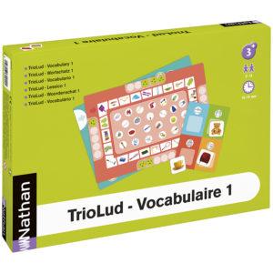 TrioLud - słownictwo 1 - opakowanie
