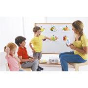 karty obrazkowe - żywność - zabawa