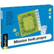 misja czysty las - opakowanie