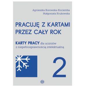 PRACUJĘ Z KARTAMI PRZEZ CAŁY ROK – część 2 Wydawnictwo Harmonia