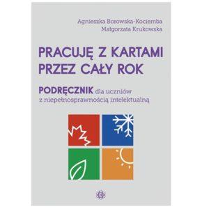 PRACUJĘ Z KARTAMI PRZEZ CAŁY ROK – podręcznik Wydawnictwo Harmonia