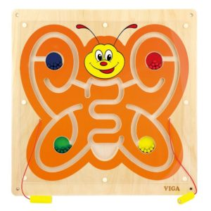 panel sensoryczny motylek