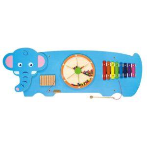panel sensoryczny słoń