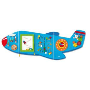 panel sensoryczny samolot