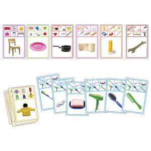 karty edukacyjne - lexico
