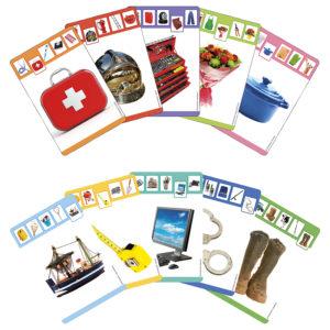 karty edukacyjne - zawody