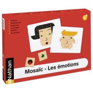 mozaika - emocje - opakowanie