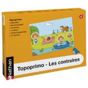 topoprimo - przeciwieństwa - opakowanie