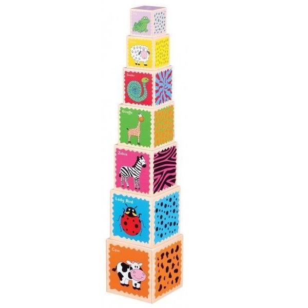 wieża - magiczne kubeczki