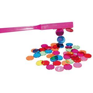 liczmany magnetyczne z różdżką
