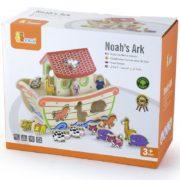arka Noego z figurkami - opakowanie