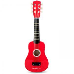 gitara klasyczna 21'' - kolor czerwony