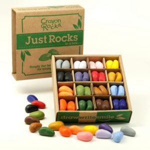 kredki Crayon Rocks - 16 kolorów (64 szt)