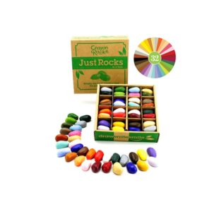 kredki Crayon Rocks - 32 kolory (64 szt)
