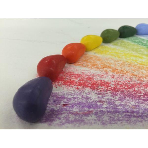 kredki Crayon Rocks - kolory tęczy