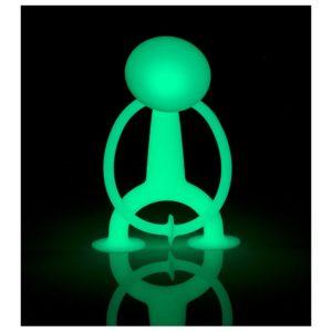 zabawka kreatywna Oogi Junior - Glow - zabawa w ciemości 2