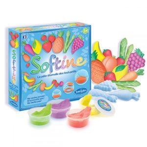 masa plastyczna SOFTINE - Owoce i warzywa