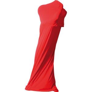 worek do zabaw ruchowych - kolor czerwony