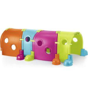 Dodatkowe 4 moduły do Gąsienicy Tunel zabaw